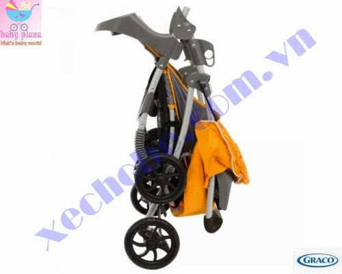 Xe đẩy trẻ em Graco Mirage Solo Plus