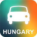 Hungary GPS Navigation icon