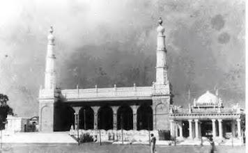 Photo: Triplicane big mosque