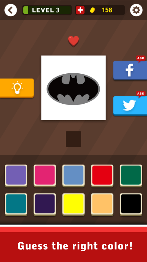guess the color quiz android apps on google play