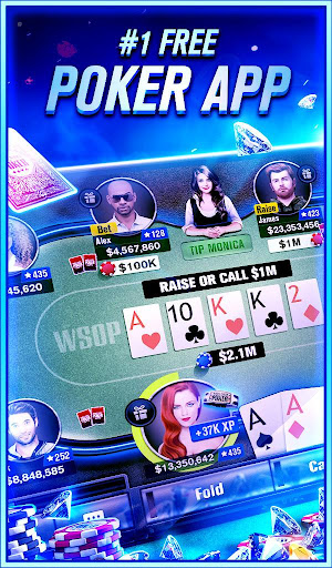 World Series of Poker – WSOP Free Texas Holdem screenshot 4