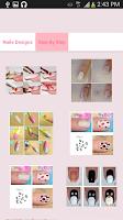 Screenshot of Nails Designs