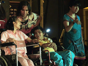 Photo: Dillagi Concert underway, a part of World Disability Day Celebrations in 2013