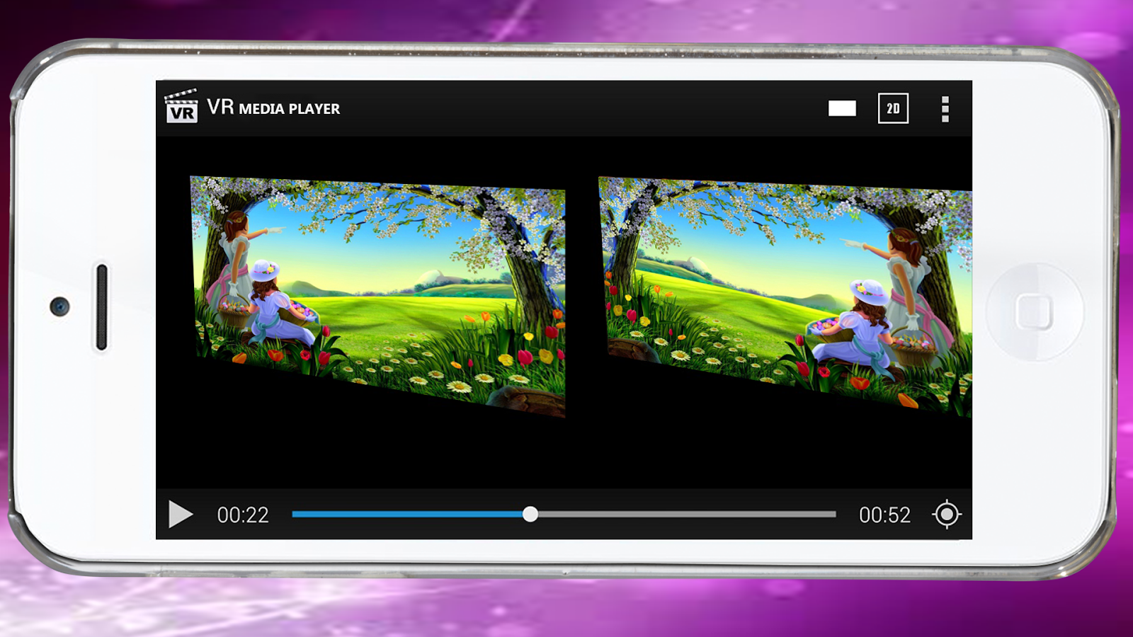 Vr Media Player Cinema Edition Android Apps On Google Play