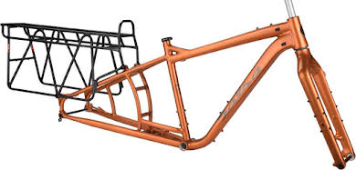 Salsa Blackborow Frameset, Copper