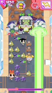 Girados! – Powerpuff Girls Screenshot