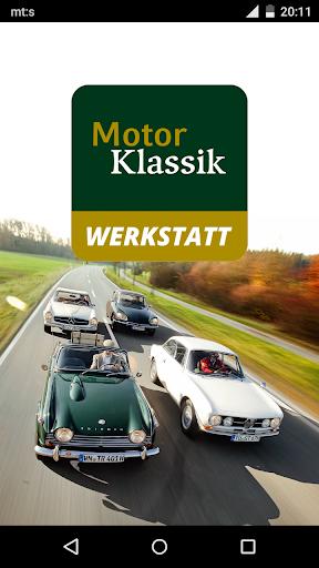 Motor Klassik Werkstatt