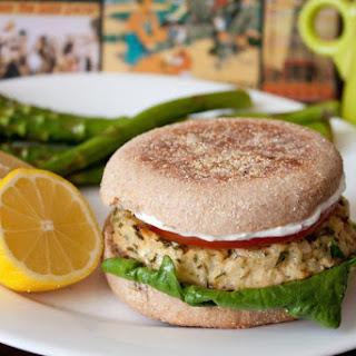 Panko Tuna Burger Recipes