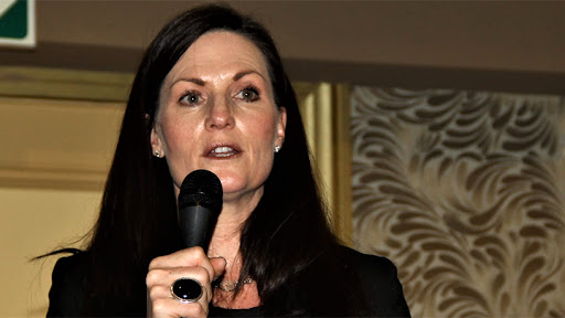 Kim James, spokesperson for Drone Council South Africa.