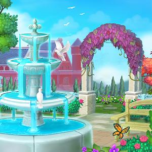 Royal Garden Tales - Match 3 Castle Decoration APK Cracked Download