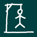 Simple hangman icon