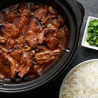 Slow-Cooker Korean Beef.