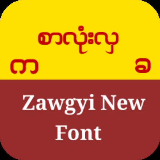 Zawgyi New Font