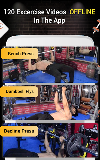 Pro Gym Workout (Gym Workouts & Fitness) 5.4 Screenshots 12