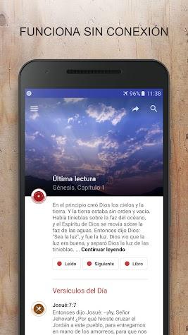 La Biblia en Español Screenshot