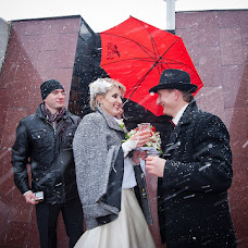 Wedding photographer Vladimir Komarov (komarov). Photo of 30.10.2012