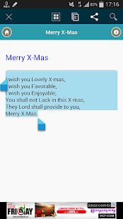 Best Christmas SMS - náhled