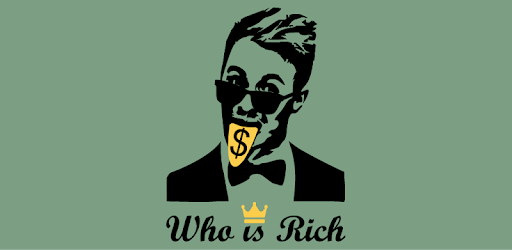 Challenge your friends and play the Who is Rich game.