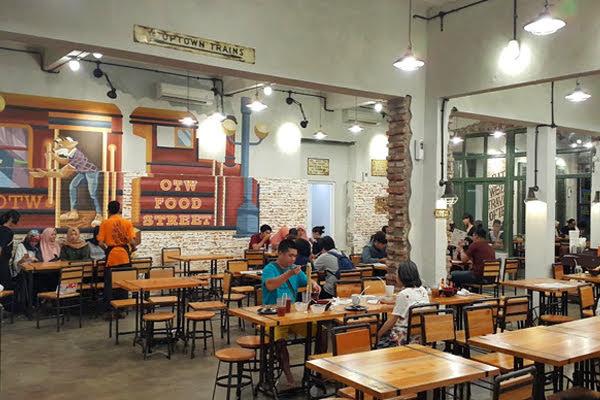 OTW Food Street Semarang