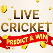 Cricket Scores, Predict & Win