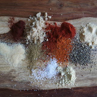 BBQ Rib & Pork Seasoning Rub Recipe