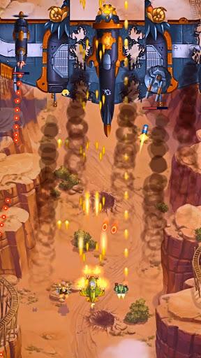 HAWK: Juegos de naves espaciales de guerra screenshot 9