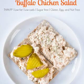 5-Ingredient Buffalo Chicken Salad.