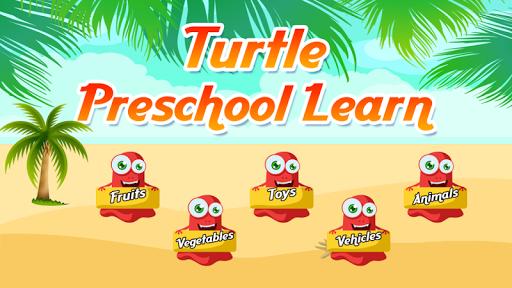 Turtle Preschool Learn