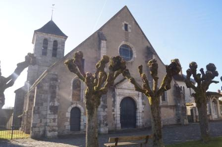 photo de Saints Pierre et Paul - Montigny sur Loing