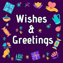 Wishes & Greetings - Share Images & Text Wishes icon