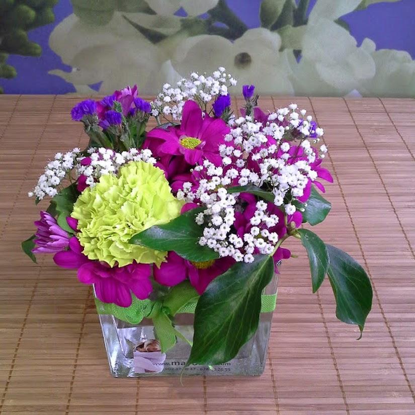 Taller de flores para casa - tercera edición