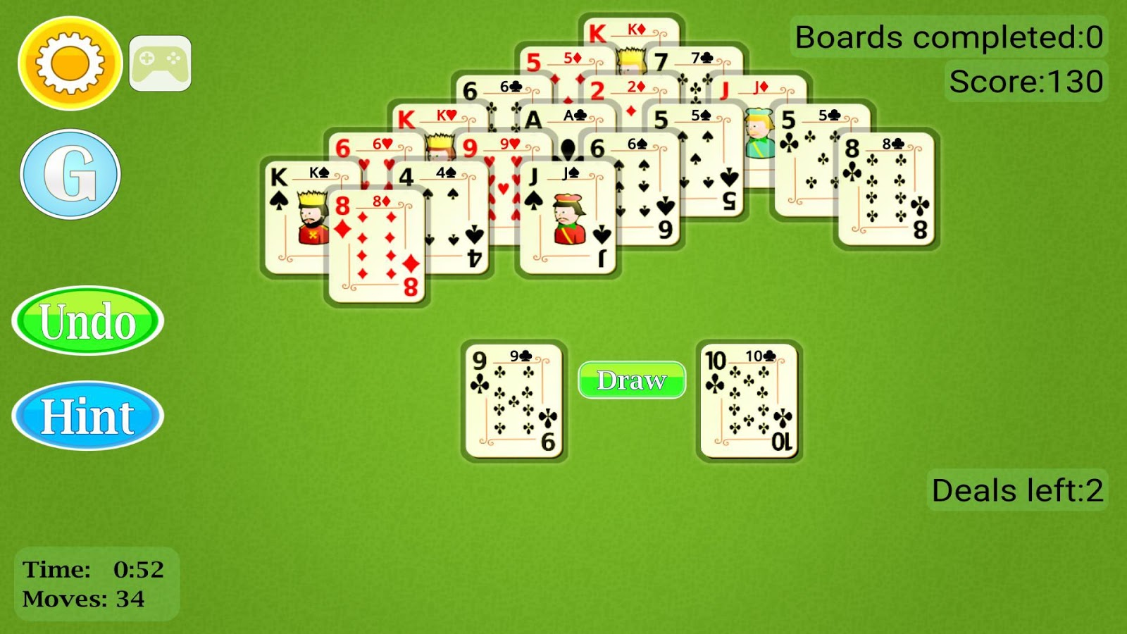 Solitaire - Island Adventure Card Game
