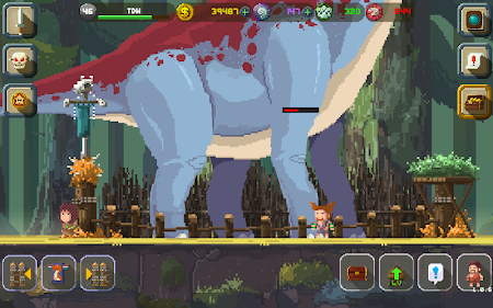 Tiny Dino World 1.1.1 screenshot 322284