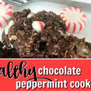 Guilt-Free Chocolate Peppermint Cookie Recipe (Dairy and Gluten Free)