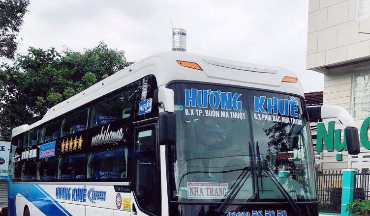 Xe Hương Khuê từ Dak Lak đi Nha Trang
