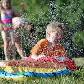 Fun in the Summertime! by Carolyn Parks - Babies & Children Children Candids ( KidsOfSummer )