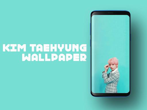 BTS V Kim Taehyung Wallpapers KPOP Fans HD New 5.0 screenshots 1