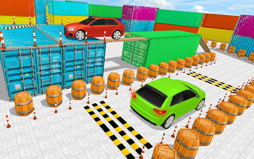 Modern Car Parking Mania : New Parking Games 2019 apkslow screenshots 4