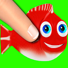 Tap the Fish - Pocket Aquarium icon