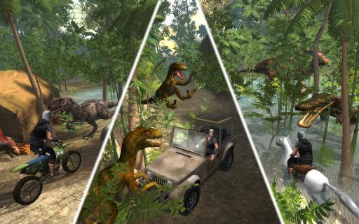 Dinosaur Assassin: Online Evolution screenshots 14