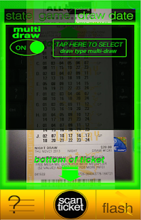 YooLotto - Lottery Scanner- screenshot thumbnail