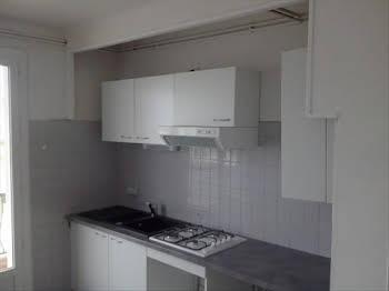 Appartement 2 pièces 62,39 m2
