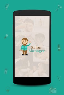 Salon Manager- screenshot thumbnail