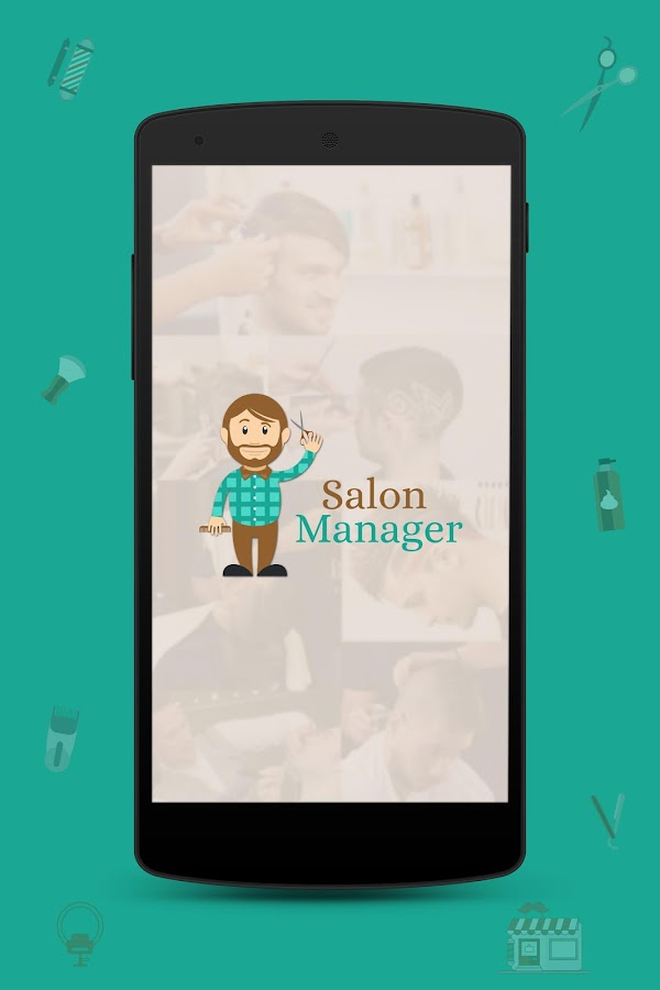 Salon Manager- screenshot