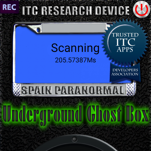 Underground Ghost Box - Apps on Google Play