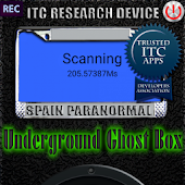 Underground Ghost Box