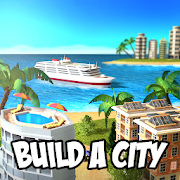 Paradise City Island Simulation Bay MOD APK Free Download