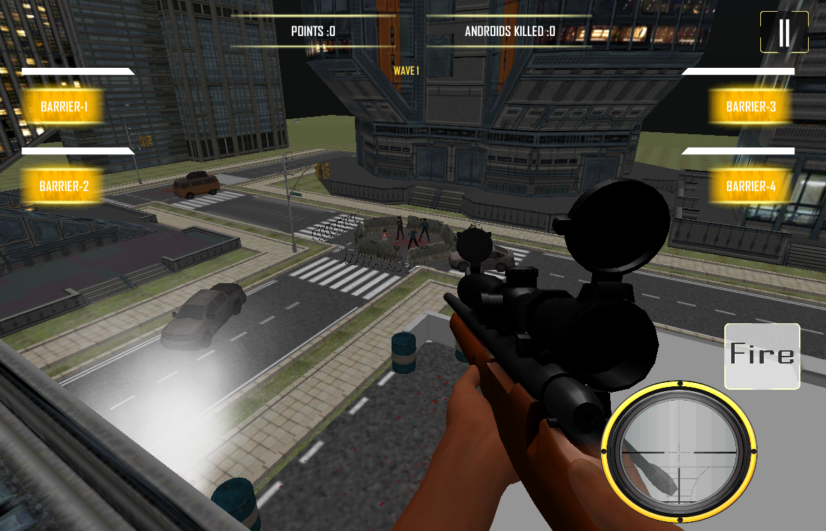 how to play sniper in crossfire