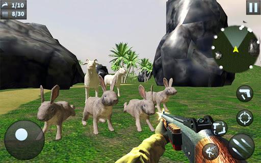 Rabbit Hunting Challenge - Sniper Shooting Games apktram screenshots 5