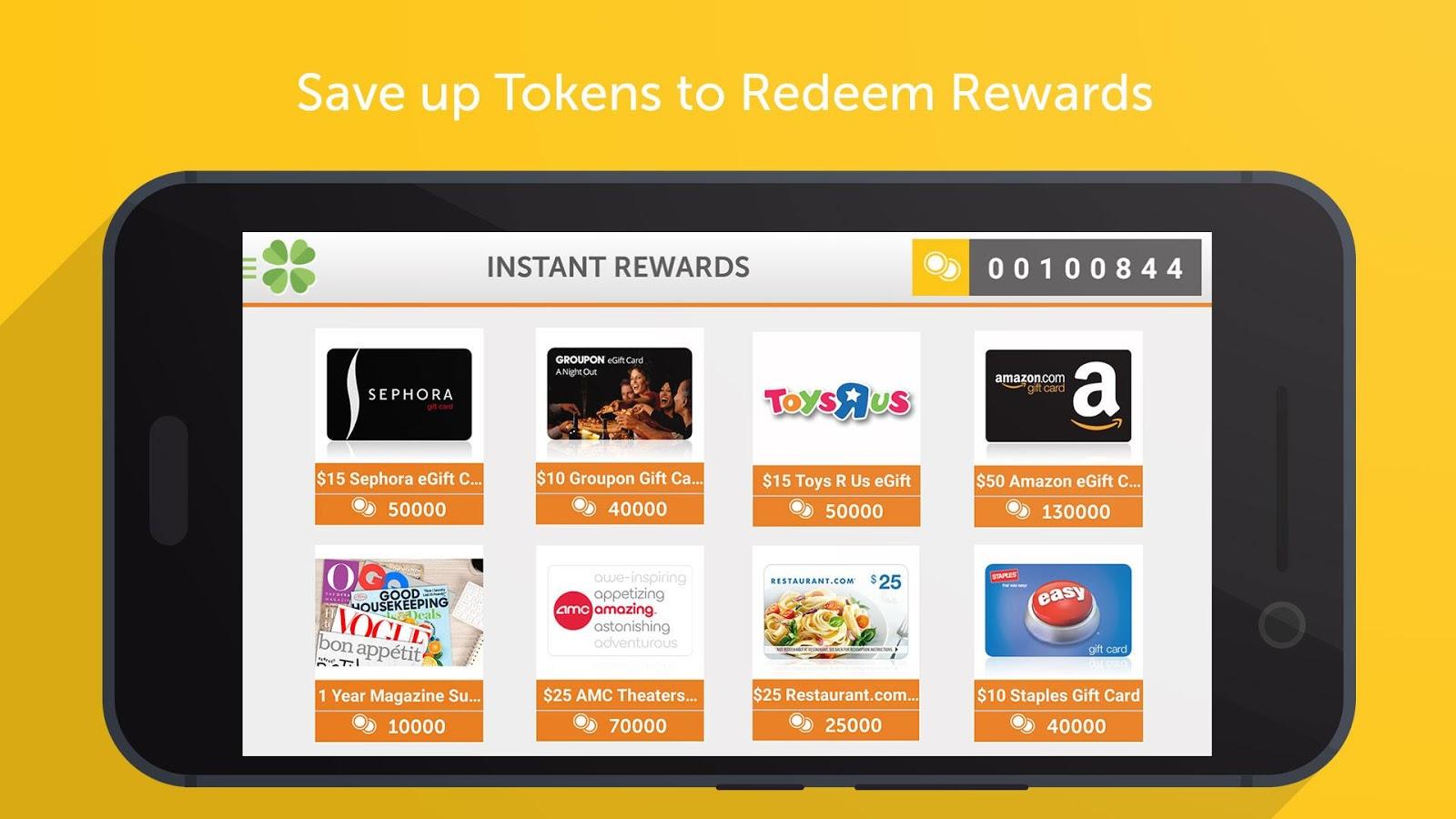 Lucktastic win prizes earn gift cards rewards android apps lucktastic win prizes earn gift cards rewards screenshot xflitez Gallery
